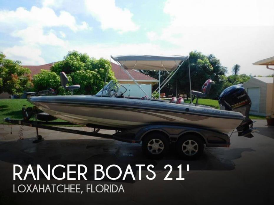 2011 Ranger Boats 211 VS Reata