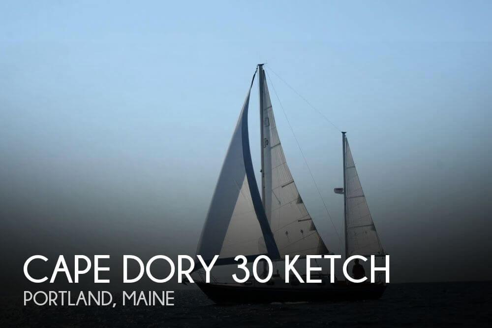 1977 Cape Dory 30 Ketch