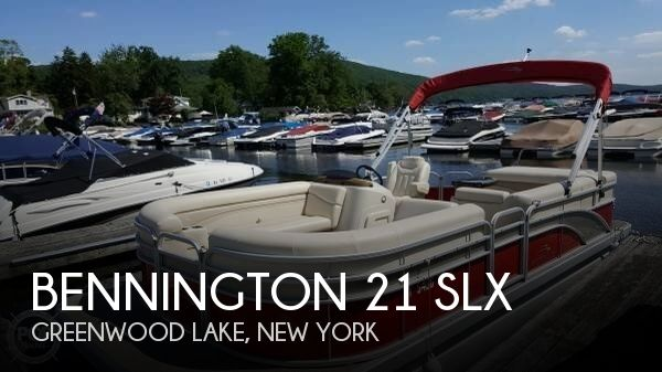 2015 Bennington 21 SLX