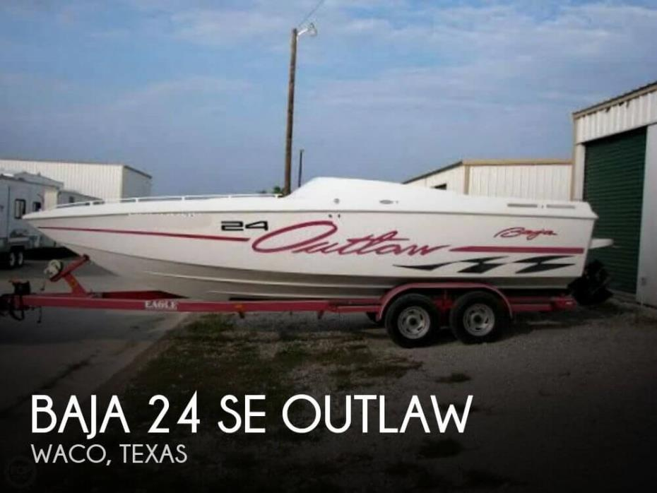 1998 Baja 24 SE Outlaw