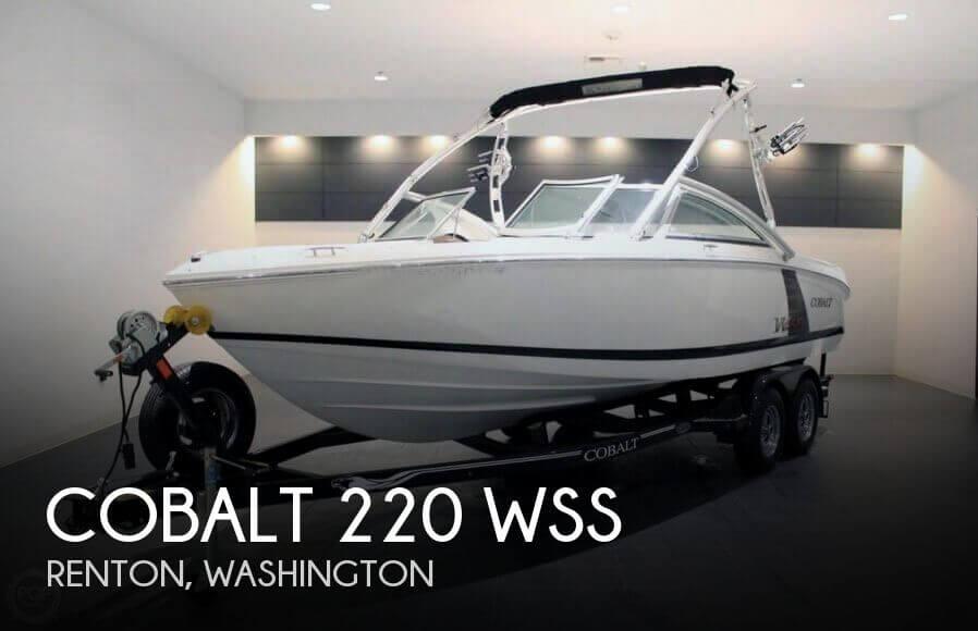2012 Cobalt 220 WSS