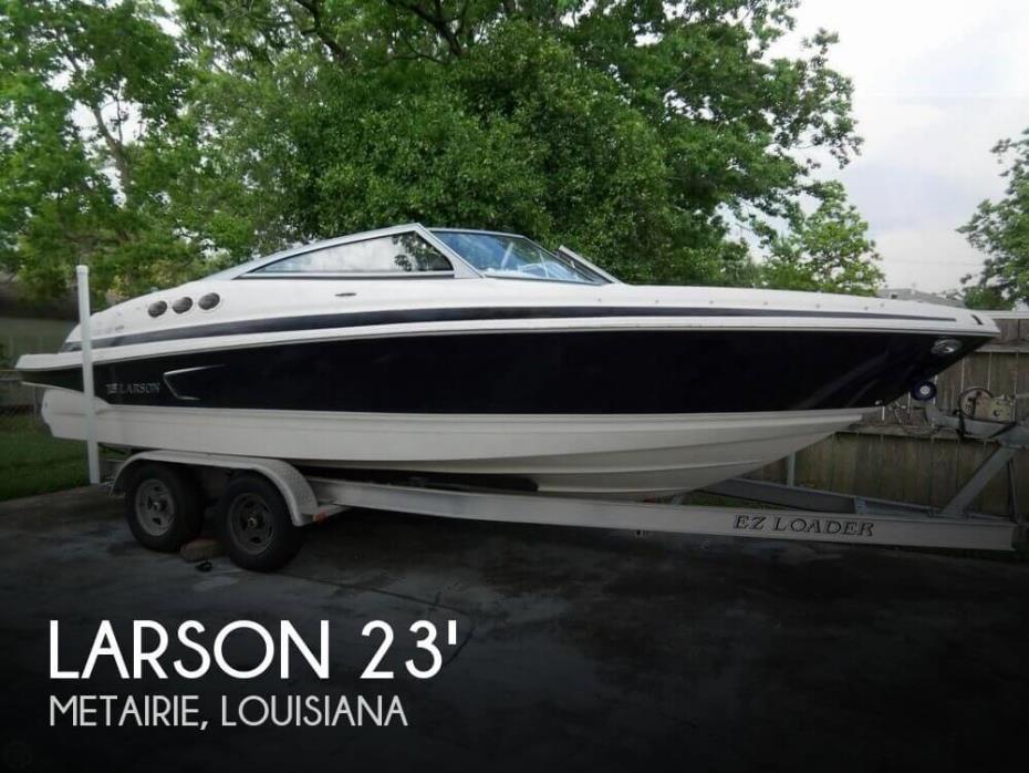 2009 Larson 23 LXI Bowrider 238