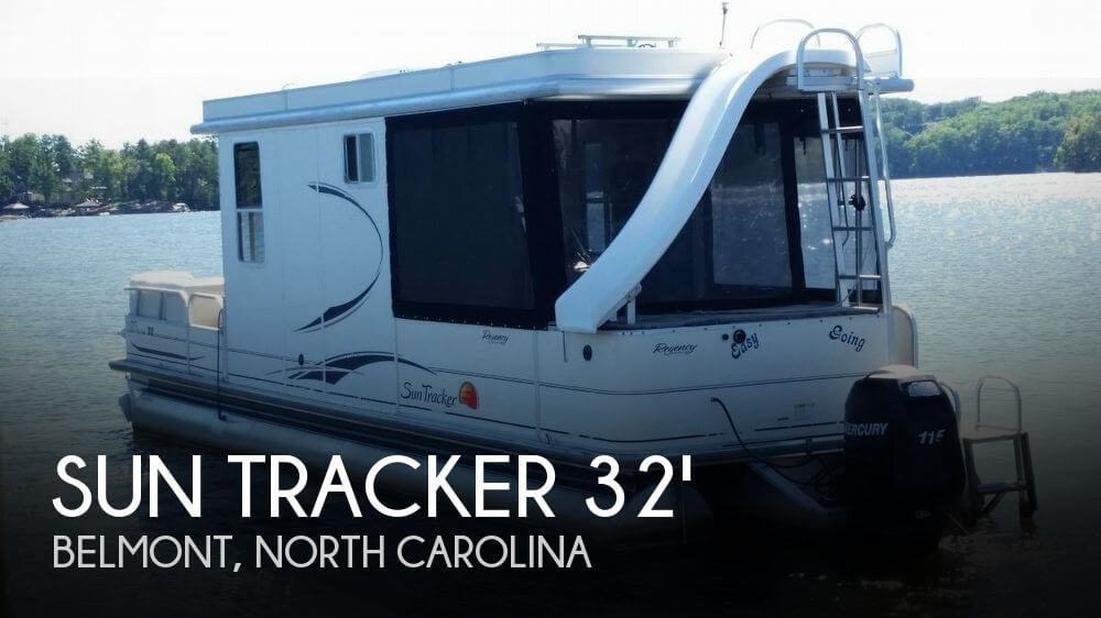 2008 Sun Tracker Party Cruiser 32 Regency Edition