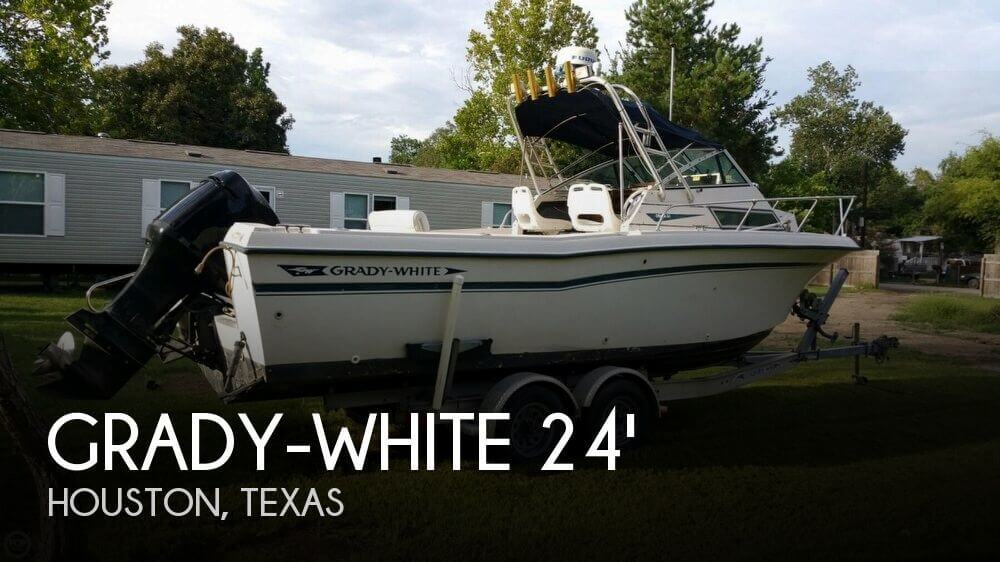Old Grady White Parts: 2002 Grady-White 20 For Sale In