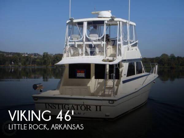 1984 Viking 46 Convertible