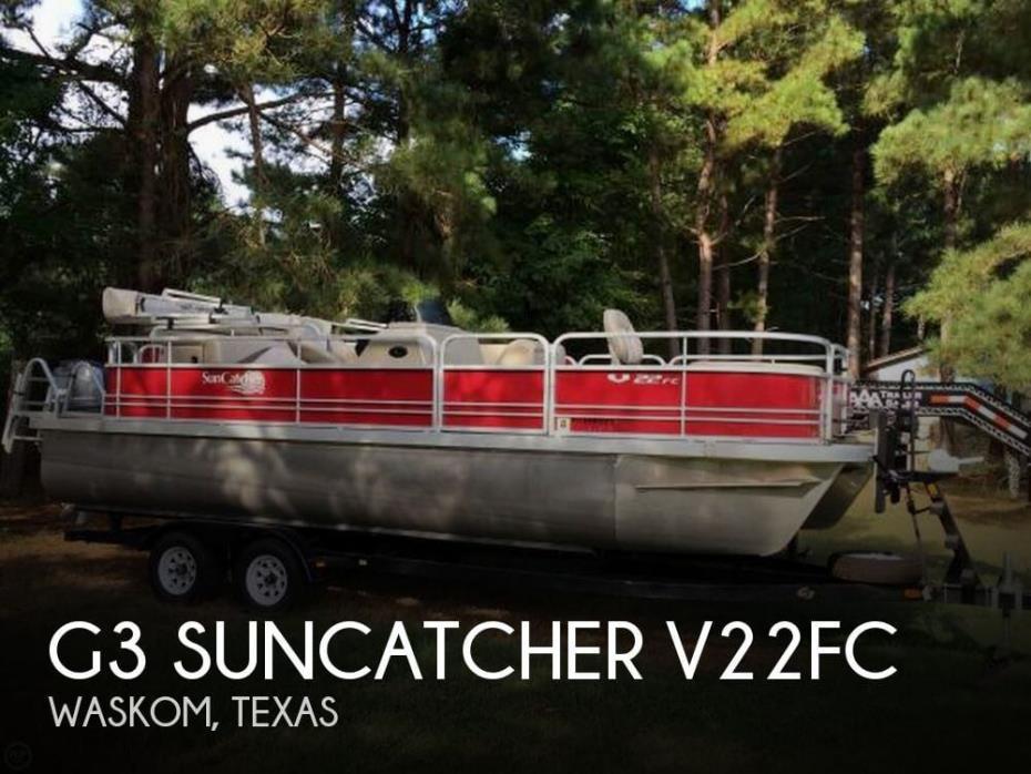 2013 G3 Suncatcher V22FC
