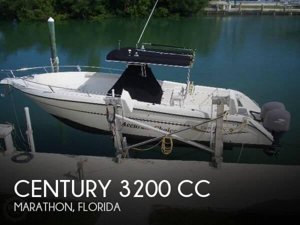 2003 Century 3200 CC
