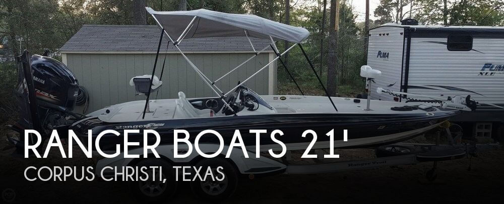 2013 Ranger Boats INTRACOASTAL Z21i 45th Anniversary Edition