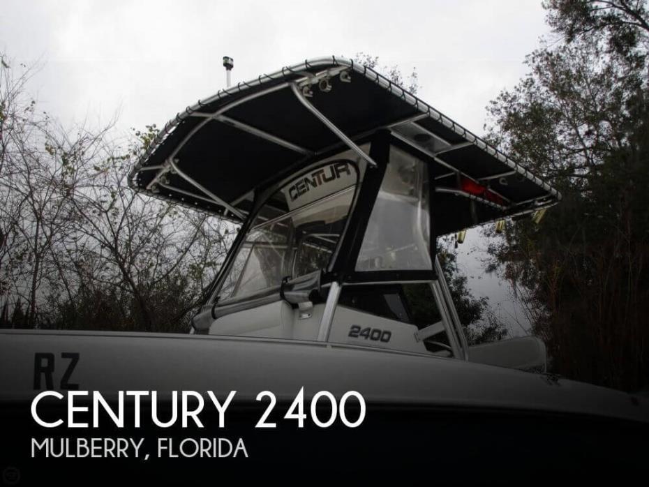 2008 Century 2400
