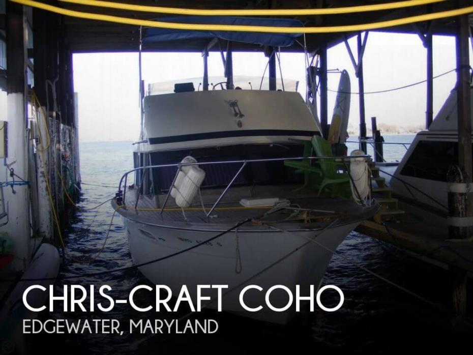 Chris Craft Coho