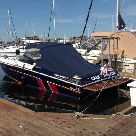 36' 1985 Wellcraft Scarab III