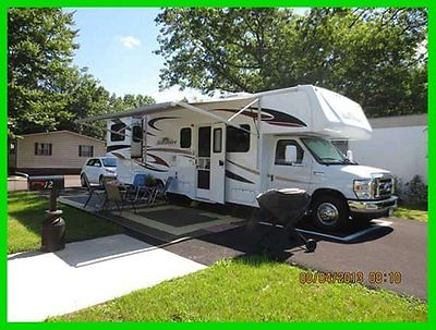 2013 Forest River Sunseeker 3120DS 32' Class C RV Ford V10 Gasoline 2 Slide Outs
