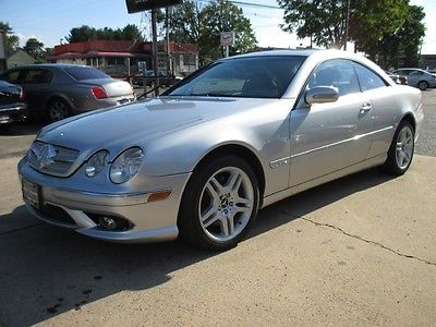 Mercedes-Benz : CL-Class LOW MILE FREE SHIPPING WARRANTY CL600 V12 SPORT PACKAGE SERVICED LUXURY CHEAP