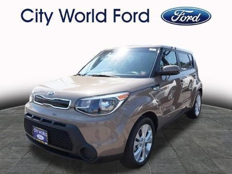 2015 KIA SOUL 4 DOOR HATCHBACK