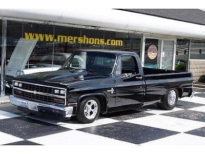Chevrolet : C-10 1973 chevrolet c 10 305 v 8 automatic super slick paint