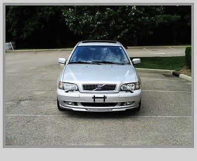 Volvo : S40 Volvo Low Low Miles Clean Car fax Leather moonroof