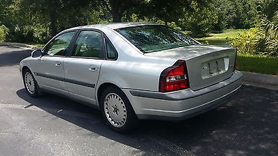 Volvo : S80 2.9 Sedan 4-Door NICE, CLEAN, LOADED VOLVO S80 IN GREAT CONDITION. LEATHER, SUNROOF. MAKE OFFER!