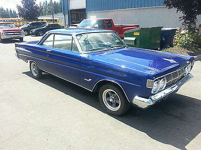 Mercury : Comet Cyclone Mercury Cyclone K-Code Comet Factory 4 Speed Rust Free California Car