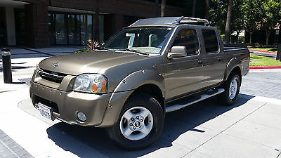 2001 Nissan Frontier Se Cars for sale