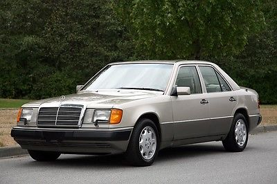 Mercedes-Benz : E-Class 1992 mercedes benz 400 e 275 hp v 8 immaculate