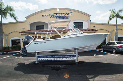 2014 Sportsman Discovery 210 Dual Console with 5 Year Yamaha Warranty!