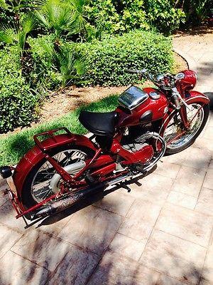 Triumph : Other Vintage German Triumph BD 250, 1942