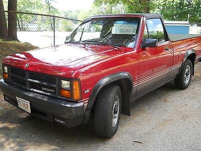Dodge : Dakota Convertible Sport Dakota Dodge Dakota Sport Truck Convertible