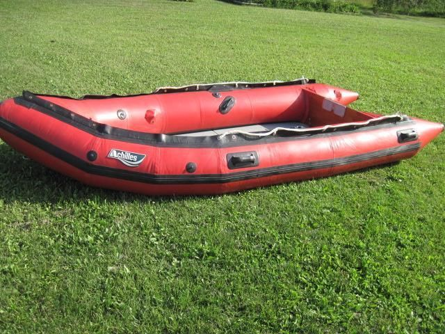 Achilles 12' Inflatable Boat