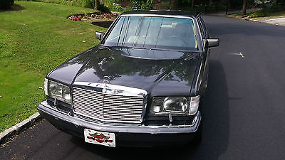 Mercedes-Benz : 500-Series 560SEL 1991 560 sel well maintained new tires thousands spent in repairs