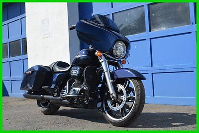 Harley-Davidson : Touring Repairable Rebuildable Salvage Runs Great Project Builder Fixer Wrecked EZ Fix