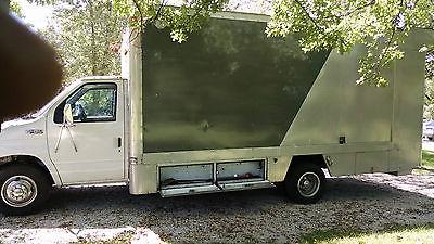 Custom Box Van