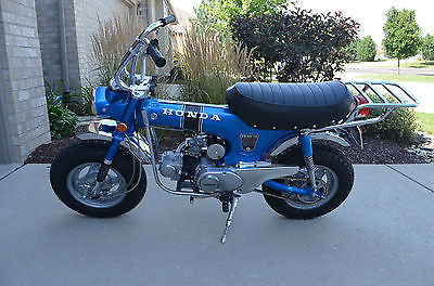 Honda : CT 1969 honda ct 70 mini trail bike