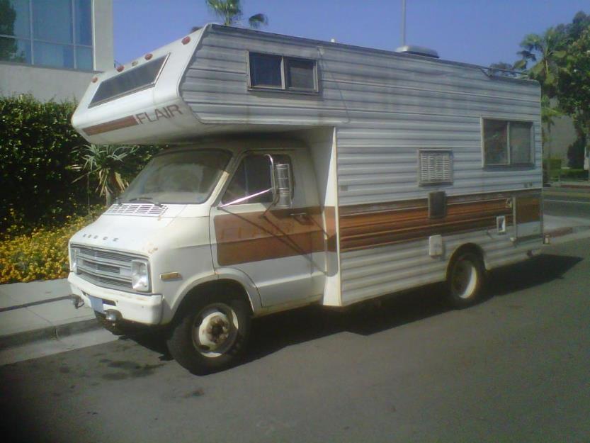 dodge flair motorhome 1978 rvs for sale