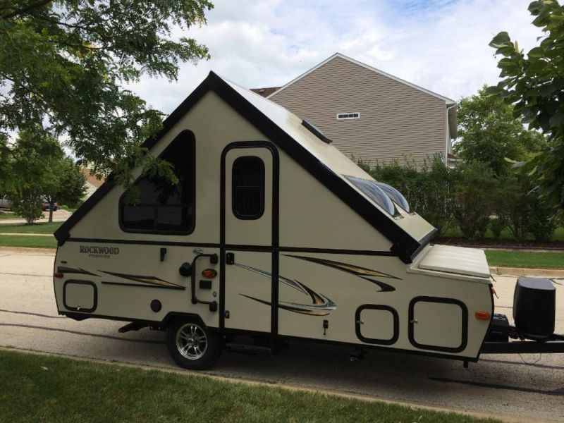 Forest River Rockwood Premier A122s Rvs For Sale