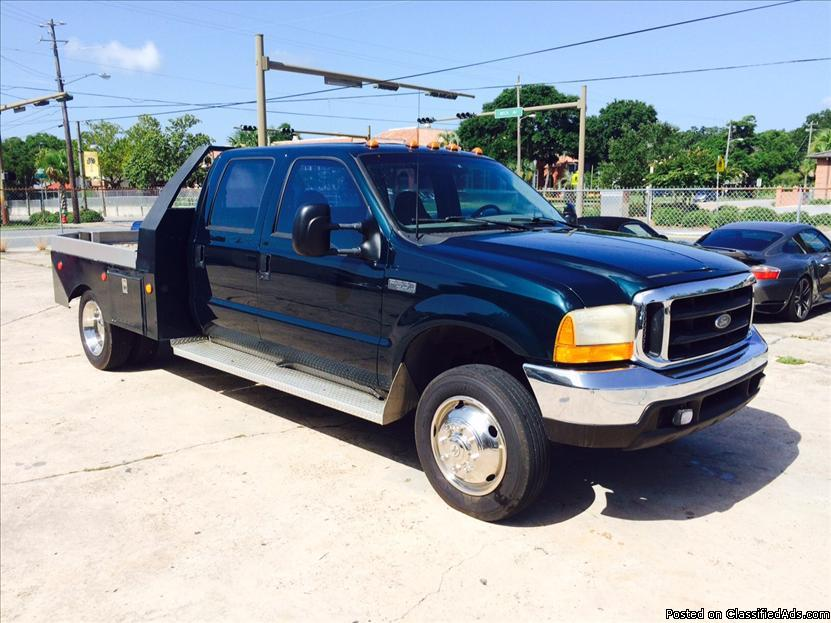1999 Ford F550 Super Duty