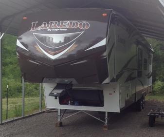 2014 Keystone Laredo 335TG