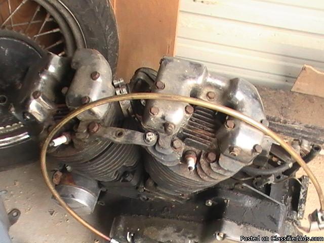 79 Harley XLCH
