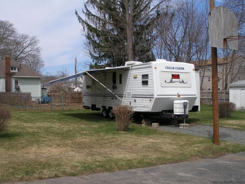 Travel Trailer 30 foot