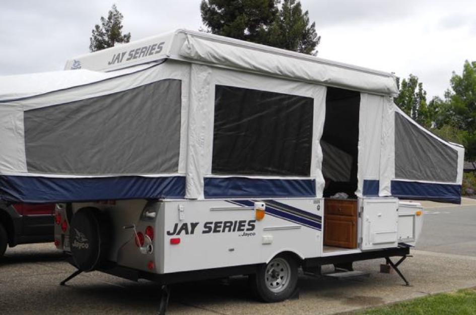 2010 Jayco Tent Trailer