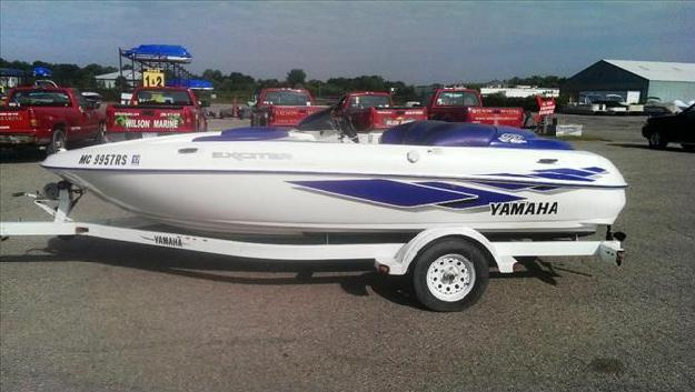 1999 Yamaha Boats 270 Exciter