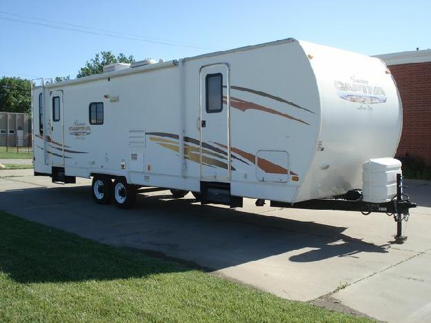 2009 COACHMAN CAPTIVA 280-RLS ULTRA LITE - Agler Motor Company, Emporia Kansas
