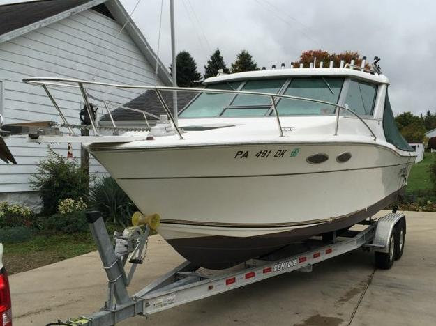 2000 Sport Craft (Excellent Condition!)
