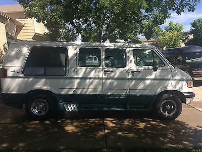 Dodge : Ram Van Base Standard Cargo Van 3-Door 1996 dodge ram 2500 van base standard cargo van 3 door 5.2 l