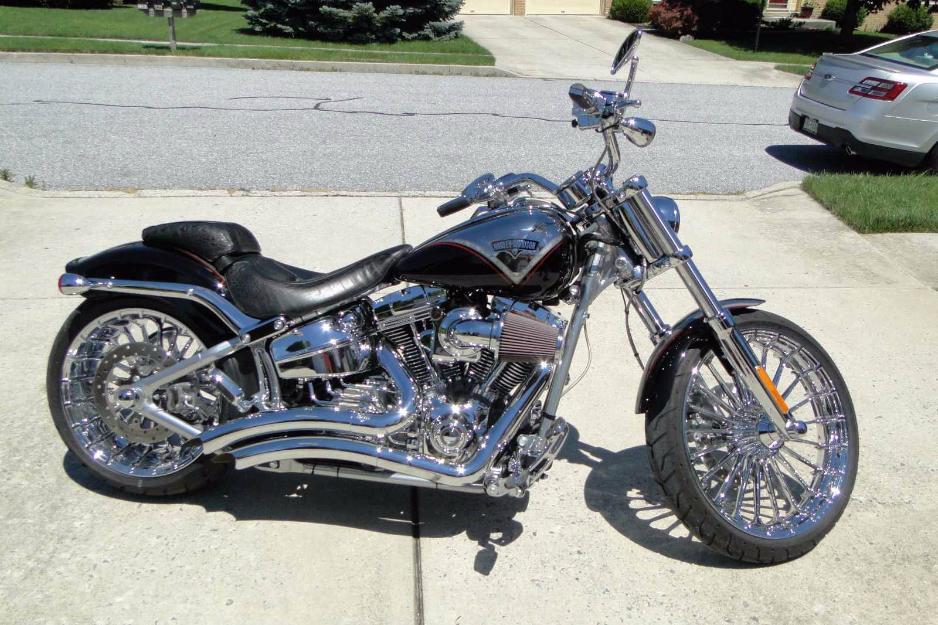 harley davidson fxsbse softail cvo motorcycles for sale. Black Bedroom Furniture Sets. Home Design Ideas