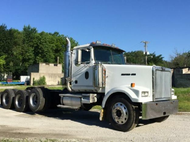 Western star 4964ex tri-axle daycab for sale
