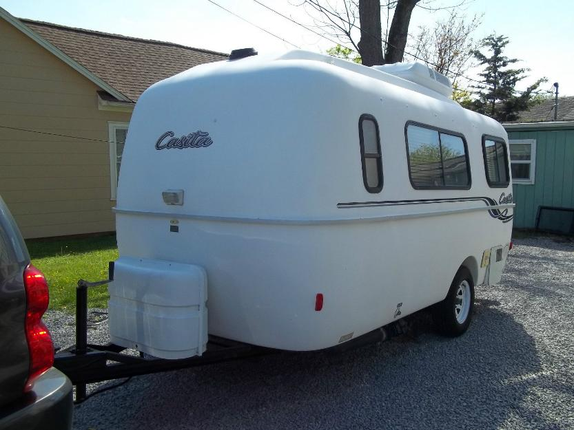 Travel trailer 2002 CASITA