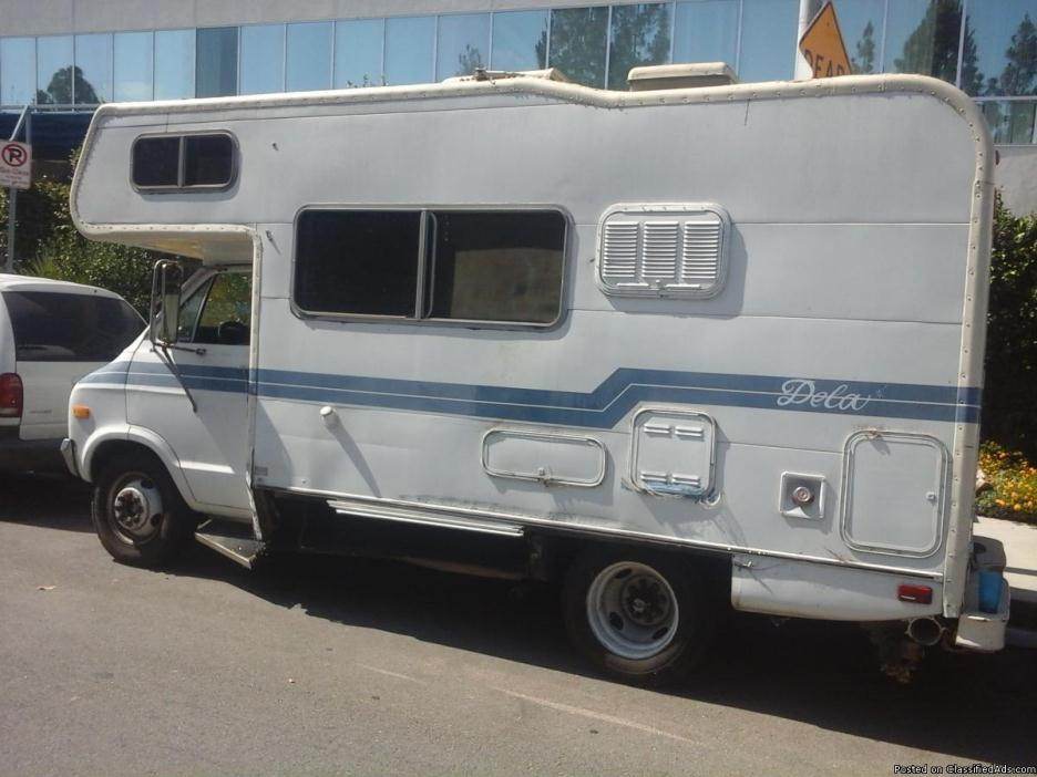 1978 Dodge Motorhome RVs for sale
