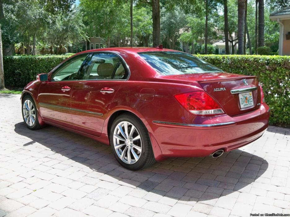 Acura 2005 RL