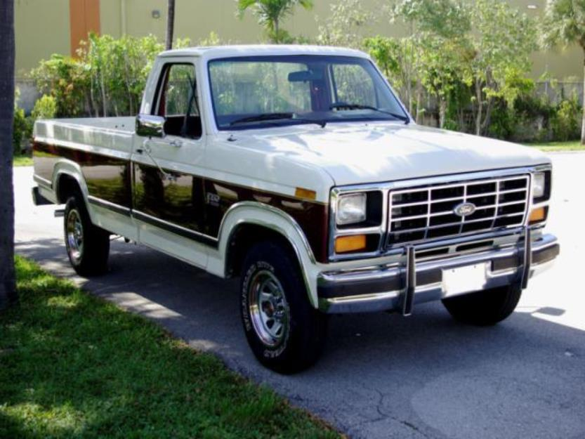 1986 Ford F150 Cars For Sale