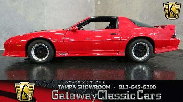 1989 Chevrolet Camaro for: $15995